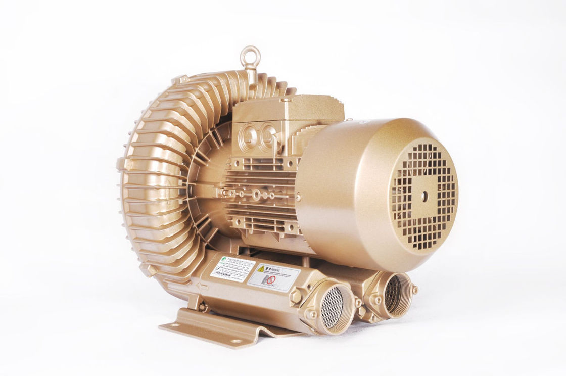 850W High Flow Aquaculture Regenerative Vacuum Blower 50/60Hz Dual Frequency