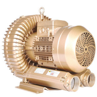 7.5kW High Pressure Side Channel Blower for CNC Routers