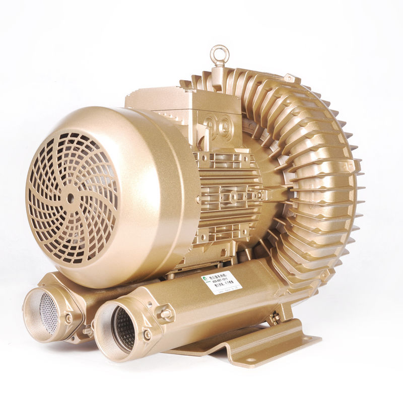 10HP Ring Regenerative Blower High Capacity Air Blower With Low Noise